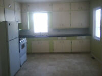 Farm house for rent south of Manning on highway #35