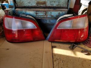2002-2003 subaru impreza wrx tail lights