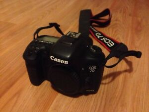 Canon 7D MK2 - Great Condition / Low Shutter Count
