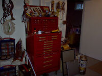 Top & bottom tool chest