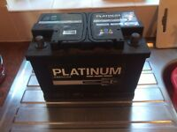 Heavy duty car battery