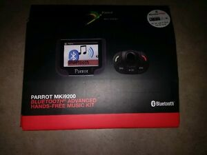 Parrot bluetooth advanced hands-free audio kit