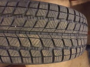 4 - Ironman Winter Tires - 215/60 R16 with Excellent Tread