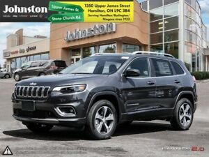 2019 Jeep Cherokee Limited 4x4  - Navigation -  Uconnect - $126.