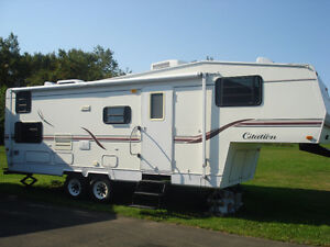 1998 Citation Fifth Wheel with Bunks