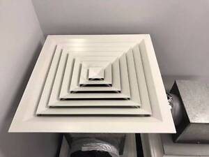 Air-conditioning Vents Macquarie Park Ryde Area Preview