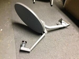 Standard Bell Dish and LMBF
