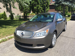 2011 Buick LaCrosse CX Berline