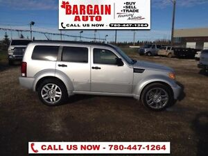 2008 Dodge Nitro RT  LEATHER - MOON ROOF - AWD