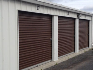 Self-Storage Units & Outdoor Parking available/ Ottawa