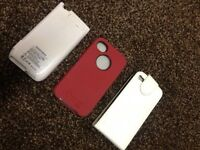 iPhone 4 Cases and Battery Case Never Used Can Deliver