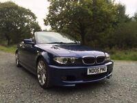 BMW 325ci M Sport 2005