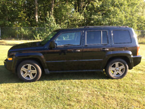 2008 JEEP PATRIOT CERTIFIED!!