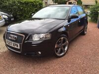 Audi A3 SPECIAL
