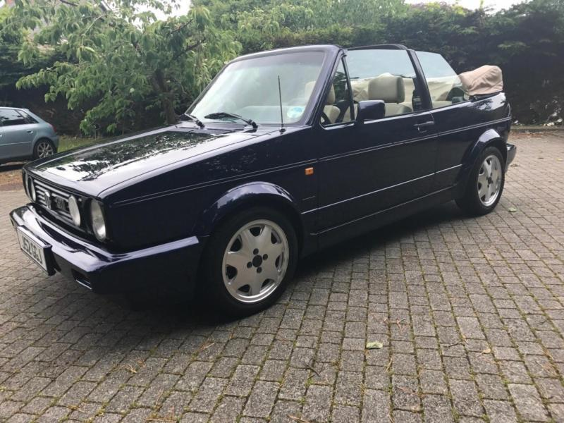 mk1 volkswagen golf gti convertible classicline rivage left hand drive lhd in penryn. Black Bedroom Furniture Sets. Home Design Ideas