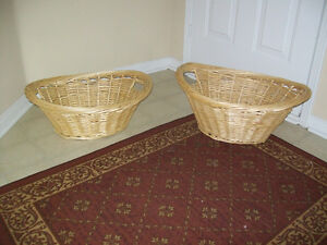 PET BED BASKETS Kitchener / Waterloo Kitchener Area image 1