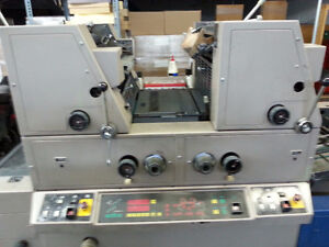 printing shop for sale