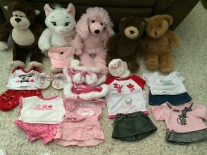 Build a Bear Collection FOR SALE.. Exceptional condition