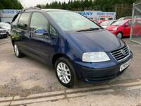 2009 Volkswagen Sharan 1.9 TDI SE 115 5dr VW + ONE OWNER FROM NEW 6 SPEED 7 SEAT