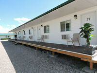 Watrous, Saskatchewan - Sundown Motel for sale