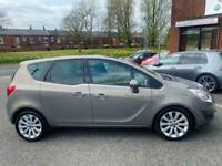 2012 Vauxhall Meriva 1.7 CDTi 16V [110] SE 5dr Auto MPV Diesel Automatic