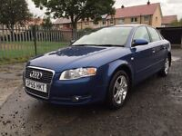 Audi SE A4 TDI, Full Service History, Full Years Mot, 6 Speed