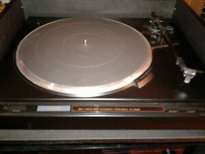 Philips PU 300B Record Player Turntable