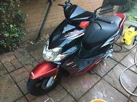 Yamaha CS50 Jog RR Scooter