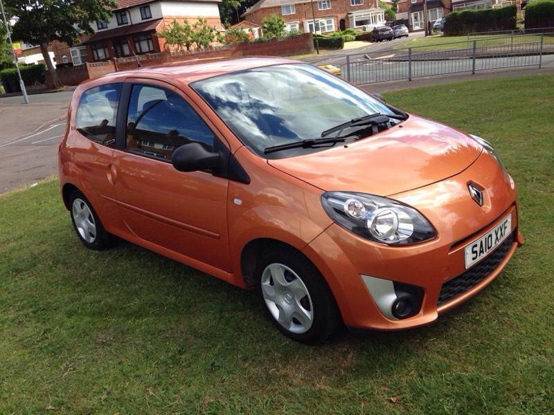 2010 renault twingo extreme 60 in stechford west midlands gumtree. Black Bedroom Furniture Sets. Home Design Ideas