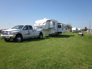Truck & Trailer for Sale