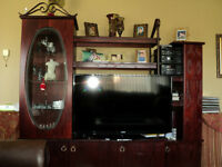 wall and tv unit