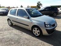 Renault Clio 1.2 16v Dynamique 12mthMOT/3mthWarranty
