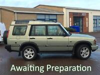 2002 (52) Land Rover Discovery 4.0 V8i ES Automatic 7 Seater