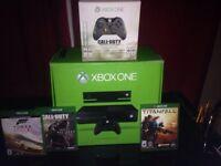 Xbox One contre Ps4