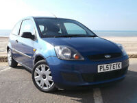 FORD FIESTA 1.25 Style Climate NEW MOT + FULL SERVICE READY TO GO !