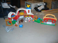 Fisher Price Barn and Stable