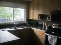 Oct. 1 Radisson Heights 3 bedroom main floor