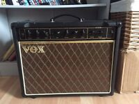 Vox VR30 Valve reactor guitar amp amplifier used