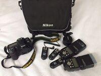 Nikon D300s DSLR Kit