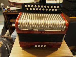 ACCORDEON HOHNER ERICA