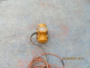 Vibrator industrial heavy duty for bin or hoppers