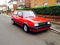 Future retro classic mk2 golf great first car new MOT