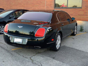 2006 Bentley Continental Flying Spur AWD W12 Engine Mint