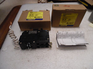 Square D GFI Ground Fault Circuit Breaker 30 Amp and 20AmpNEW Kitchener / Waterloo Kitchener Area image 3