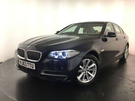 2014 BMW 520D SE 184 BHP 1 OWNER BMW SERVICE HISTORY FINANCE PX WELCOME