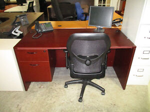 Small Desks Great For Home 48 X 24 and 60 X 30 Peterborough Peterborough Area image 5