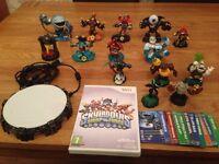 Skylander Swap Force for Wii & figures