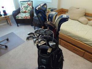 Ping Mens Right Hand Golf Package