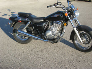 2006 suzuki gz-250 marauder for sale