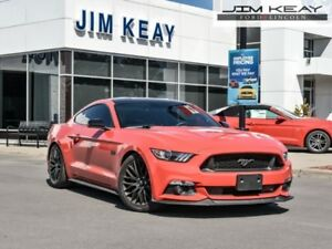 2016 Ford Mustang GT  - 5.0L V8 Engine -  Dual Exhaust -  Blueto
